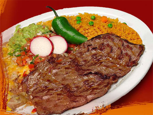 Carne Asada, China Lee Restaurant